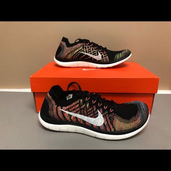 best website 46c53 b02f2 Women s Free Flyknit 4.0 Running Shoe sz 8.5